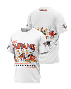 Cairns Taipans 20/21 Looney Tunes Squad Tee - Personalised