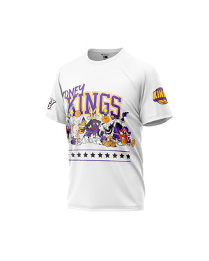 Sydney Kings 20/21 Looney Tunes Squad Tee - Personalised