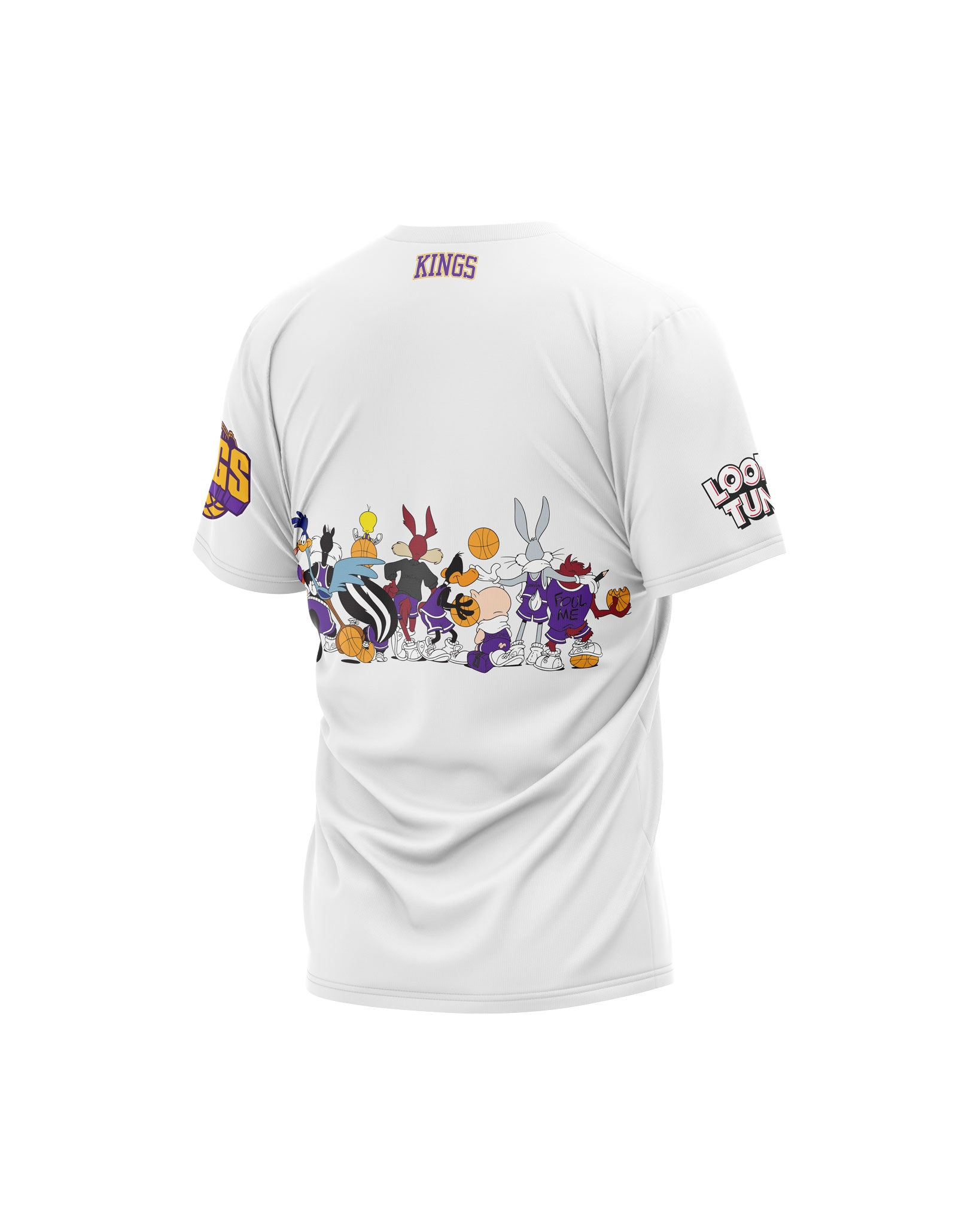 Sydney Kings 20/21 Looney Tunes Squad Tee