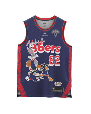 Adelaide 36ers 20/21 Looney Tunes Youth Fan Jersey