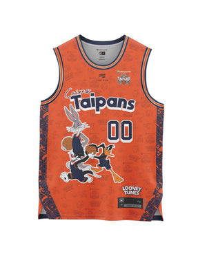 Cairns Taipans 20/21 Looney Tunes Fan Jersey - Personalised