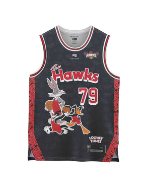 Hawks 20/21 Looney Tunes Fan Jersey