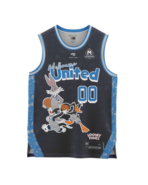 Melbourne United 20/21 Looney Tunes Youth Fan Jersey - Personalised