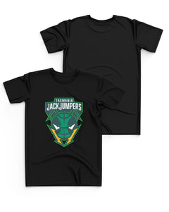 Tasmania JackJumpers Youth Tee - Black