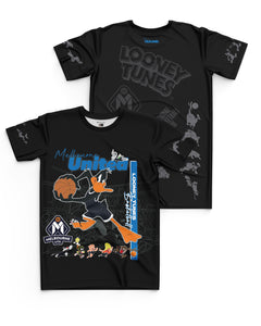 Melbourne United 20/21 Looney Tunes Youth Mono Tee - Personalised