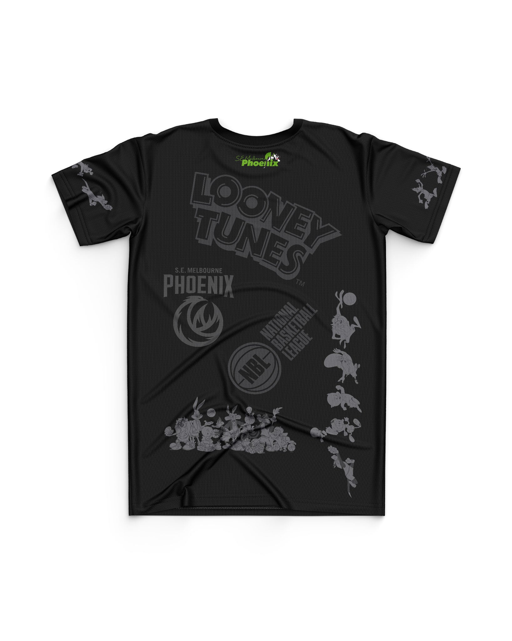 S.E. Melbourne Phoenix 20/21 Looney Tunes Youth Mono Tee