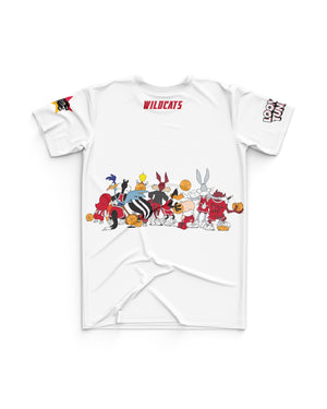 Perth Wildcats 20/21 Looney Tunes Youth Squad Tee