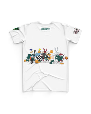 Tasmania JackJumpers 20/21 Looney Tunes Youth Squad Tee