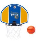 Brisbane Bullets 19/20 Official NBL Mini Basketball Backboard