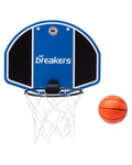 New Zealand Breakers 19/20 Official NBL Mini Basketball Backboard