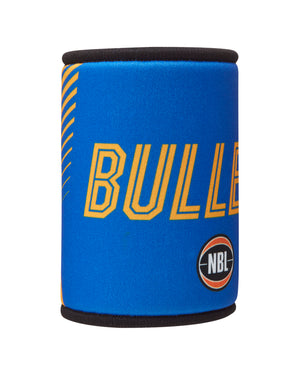 Brisbane Bullets 19/20 Official NBL Can Cooler