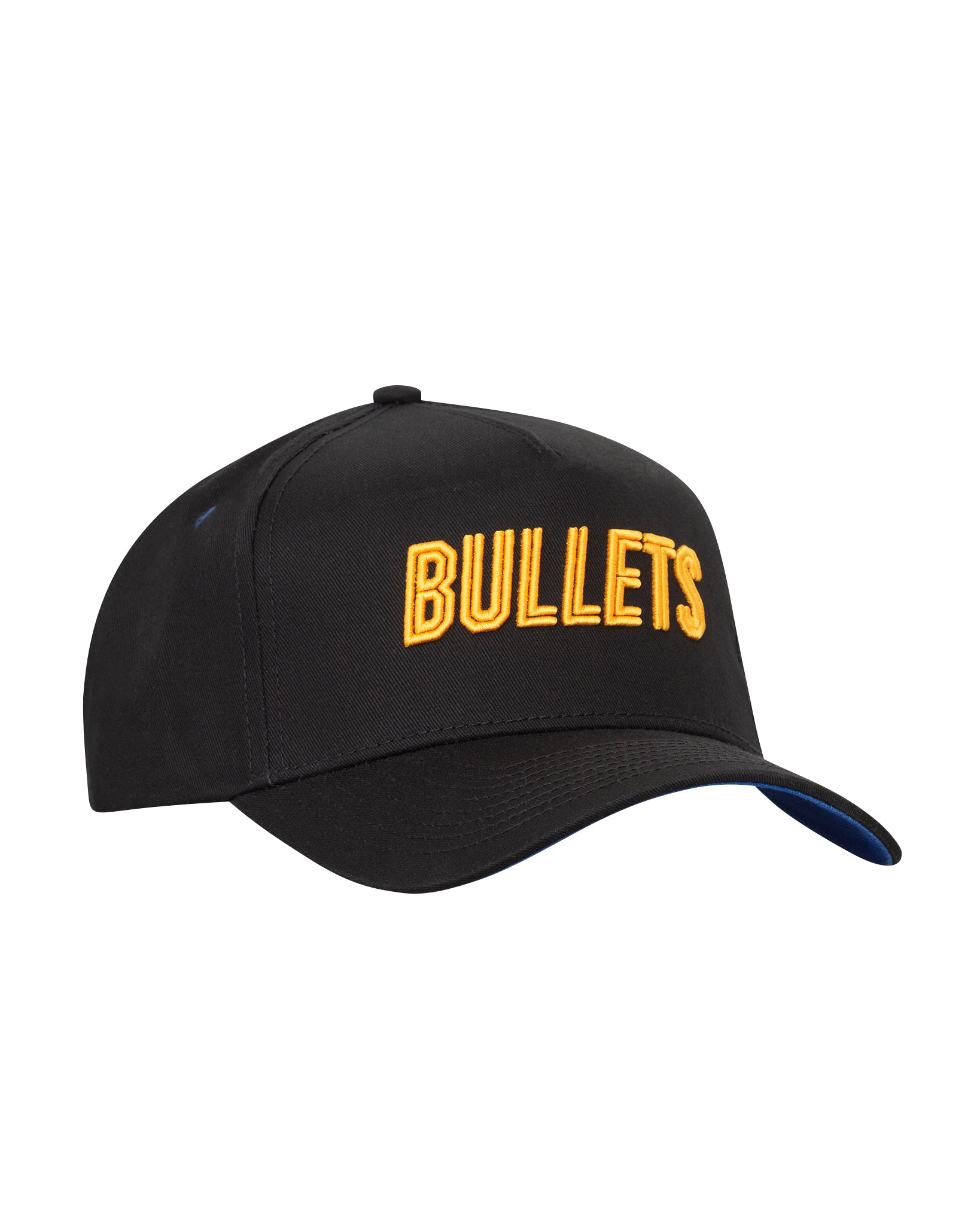 Brisbane Bullets Original Wordmark A Frame Cap