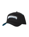 New Zealand Breakers Original Wordmark A Frame Cap