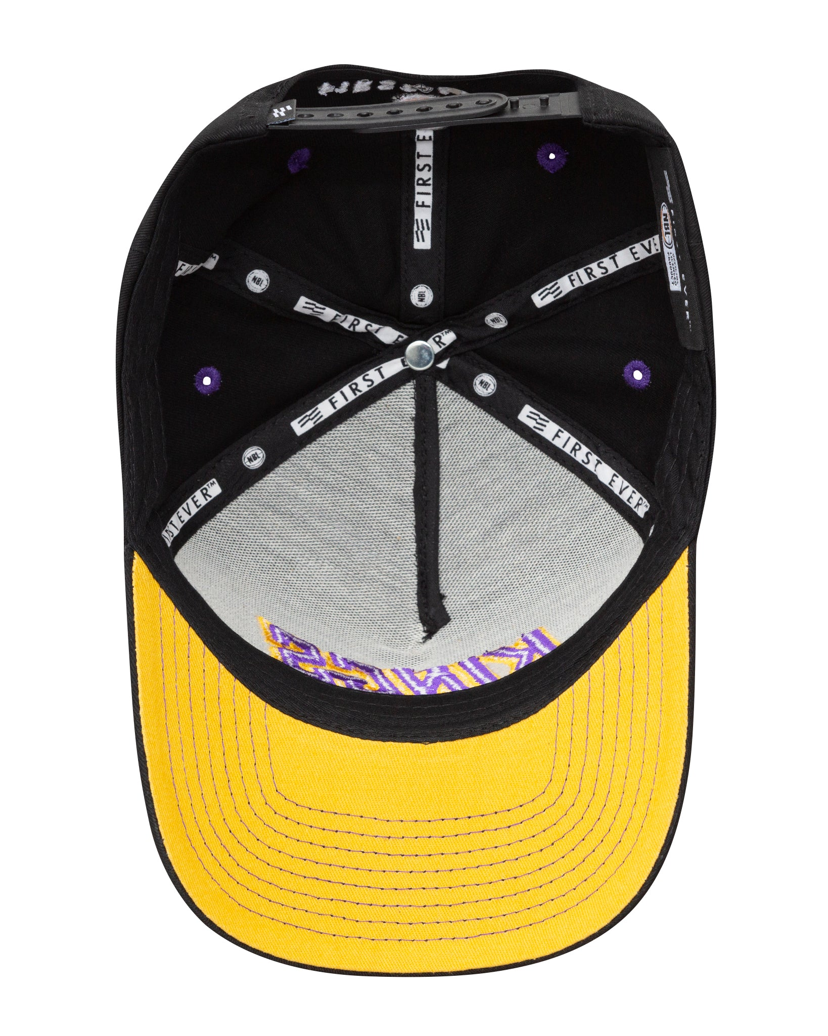 Sydney Kings Original Wordmark A Frame Cap