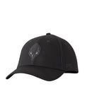 Adelaide 36ers Black on Black Premium Curved Peak Cap