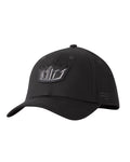 Sydney Kings Black on Black Premium Curved Peak Cap