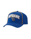 Brisbane Bullets City A Frame Cap