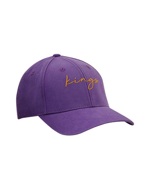 Sydney Kings Vintage Script Curved Peak Cap