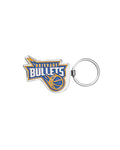Brisbane Bullets 19/20 Official NBL Keyring