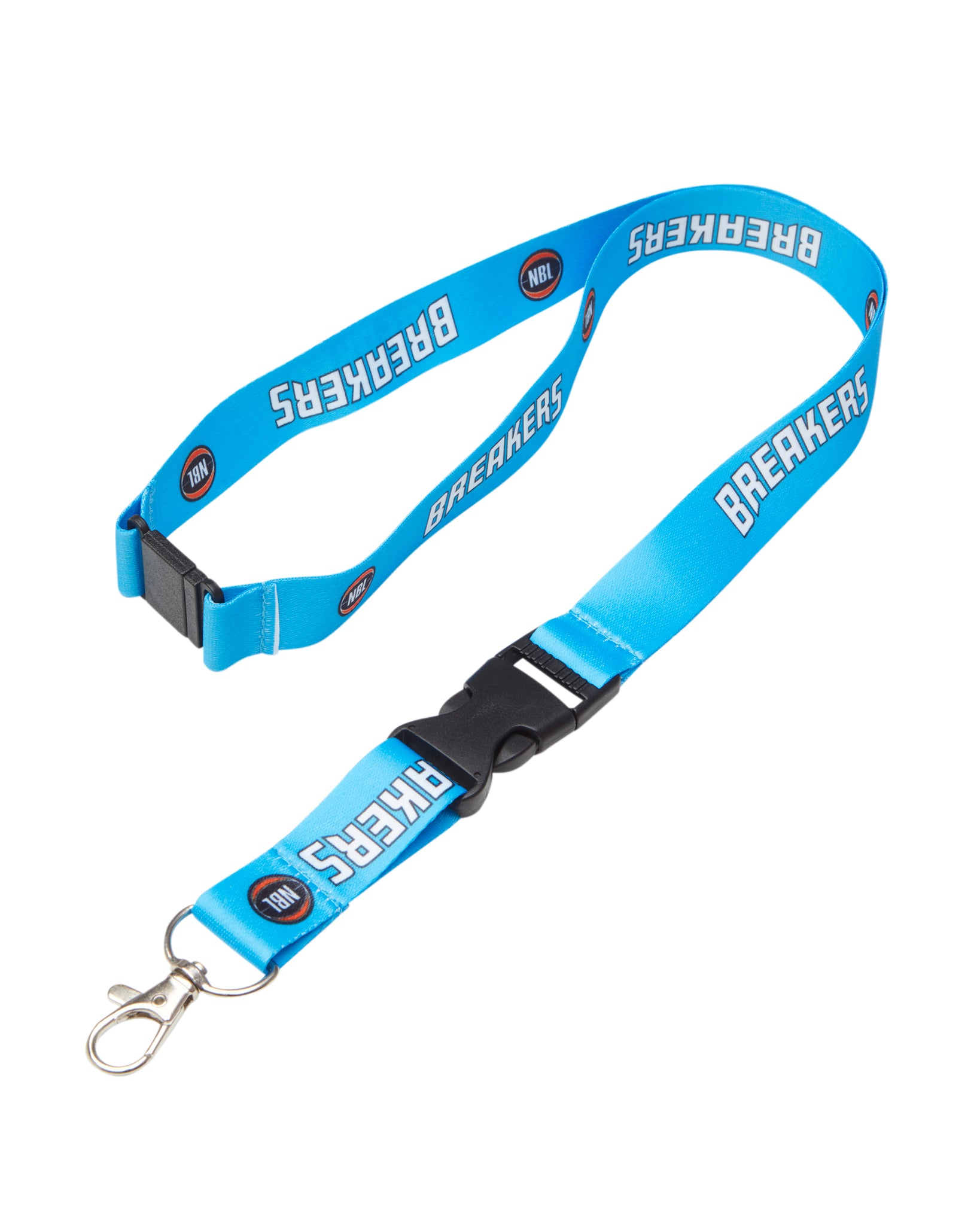 New Zealand Breakers 19/20 Official NBL Lanyard