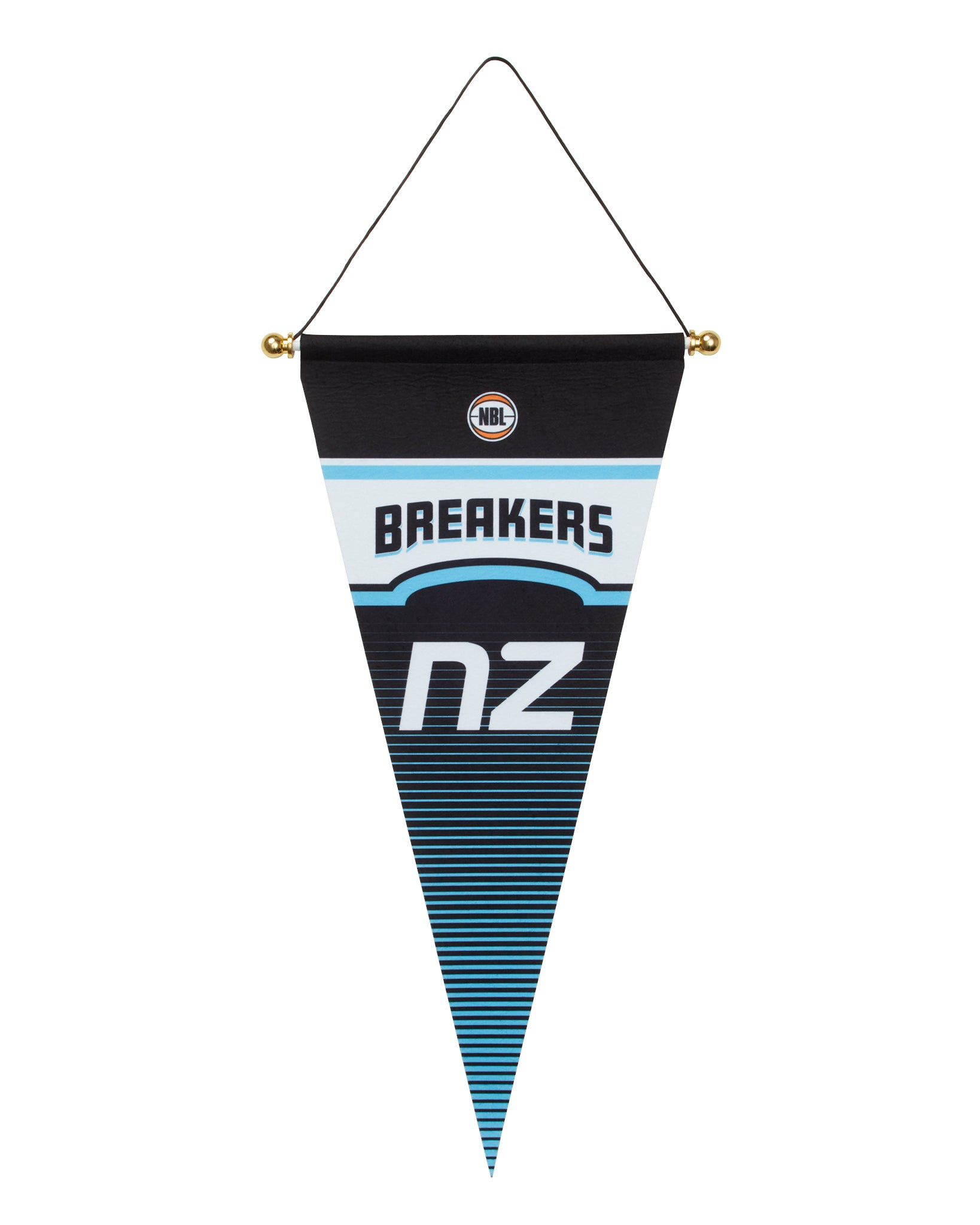 New Zealand Breakers 19/20 Official NBL Club Pennant