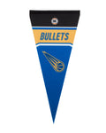 Brisbane Bullets 19/20 Official NBL Club Pennant