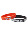 Cairns Taipans 19/20 Official NBL Silicone Wristband Set