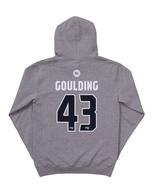 Melbourne United 19/20 Name & Number Hoodie - Chris Goulding