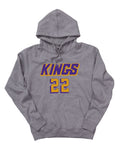 Sydney Kings 19/20 Name & Number Hoodie - Casper Ware Jr.
