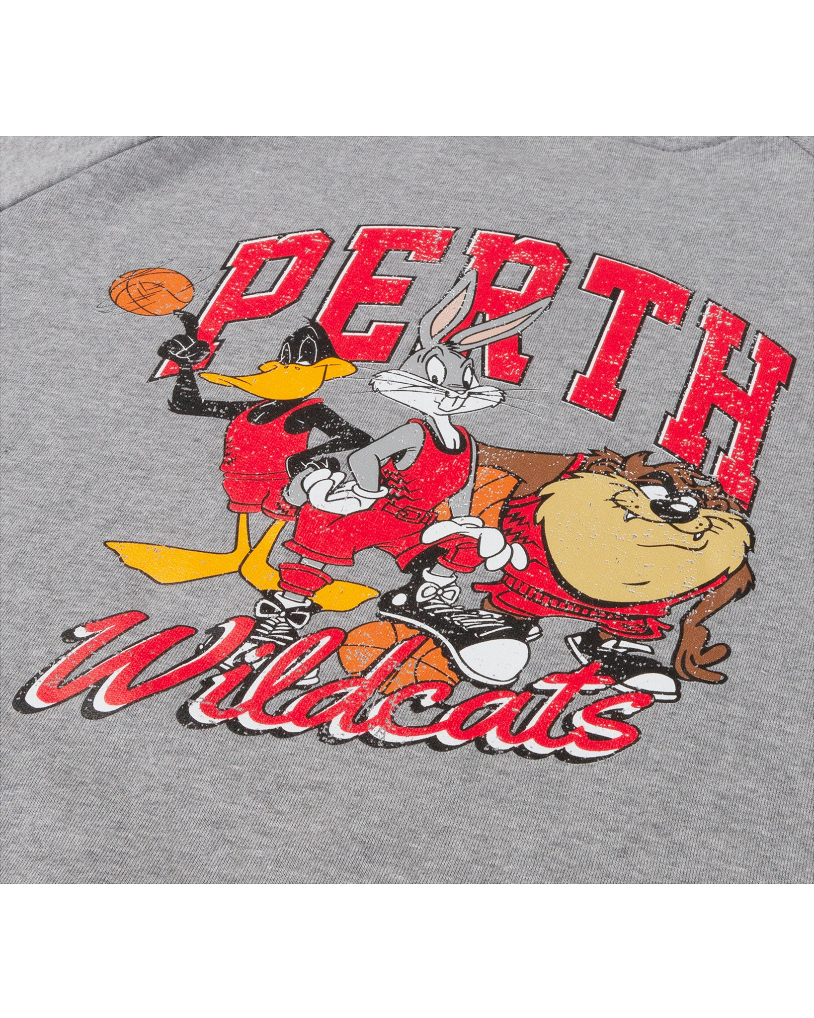 Perth Wildcats 19/20 Looney Tunes Classic Crew Sweater