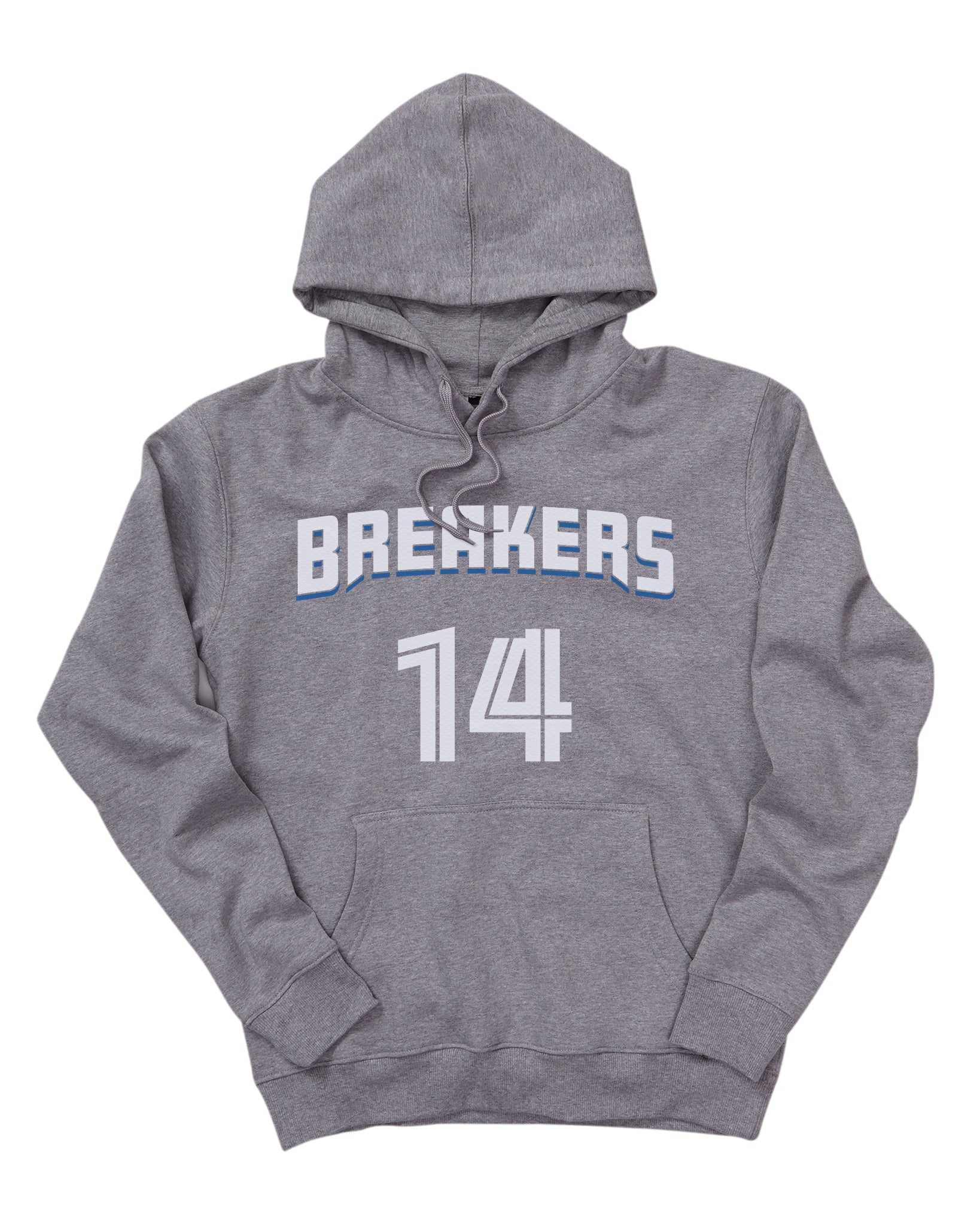 New Zealand Breakers 19/20 Name & Number Hoodie - RJ Hampton