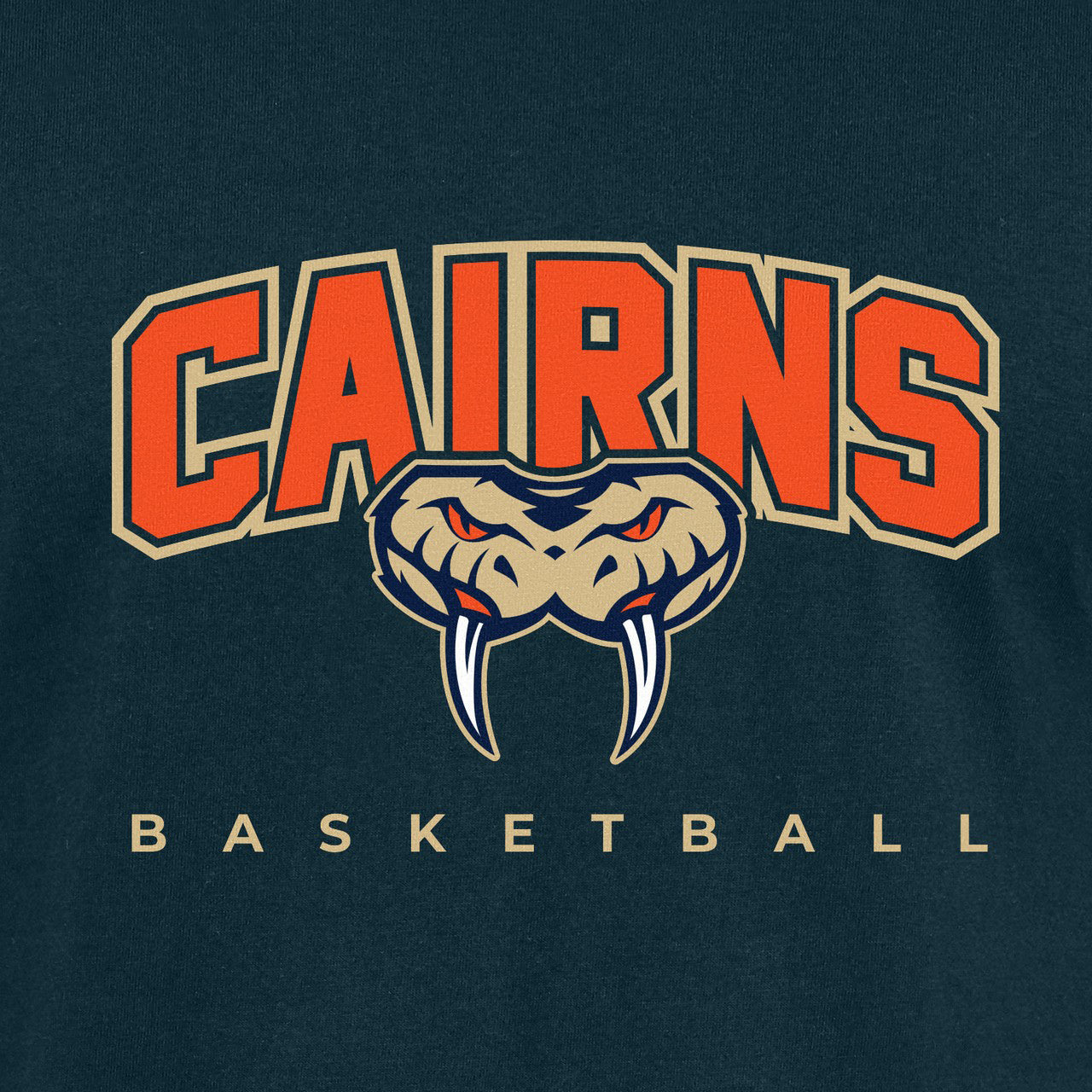 Cairns Taipans #1 Dad T-Shirt