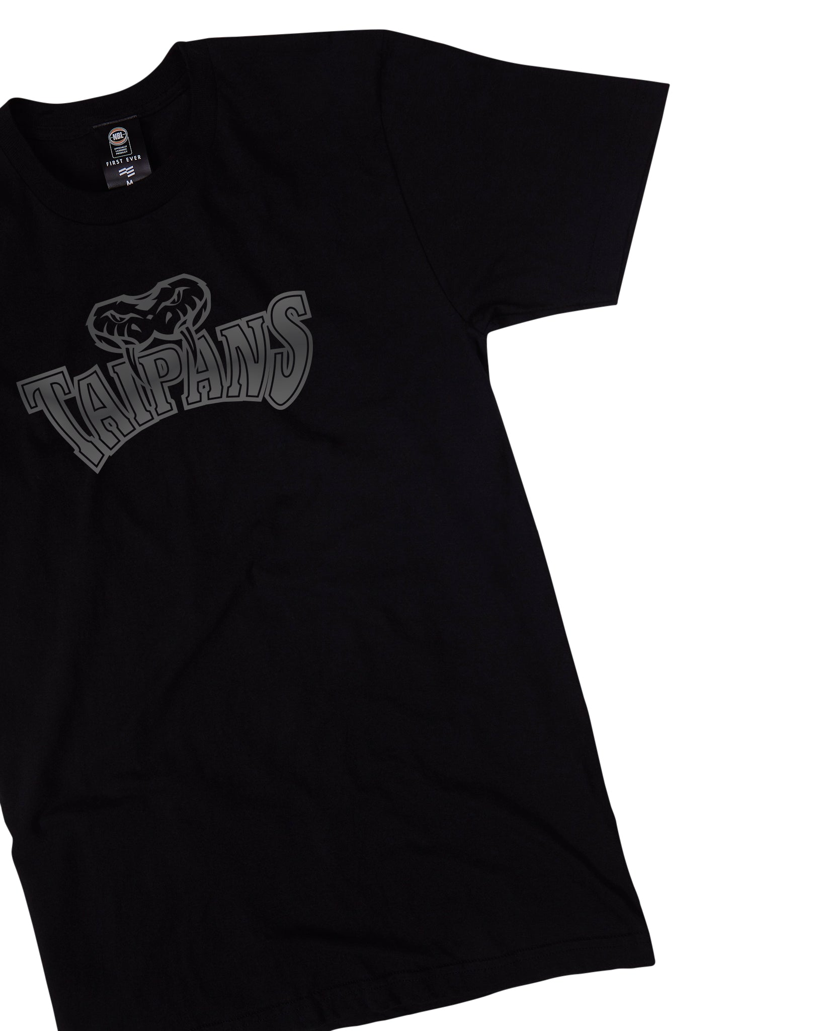 Cairns Taipans 19/20 Blackout Tee