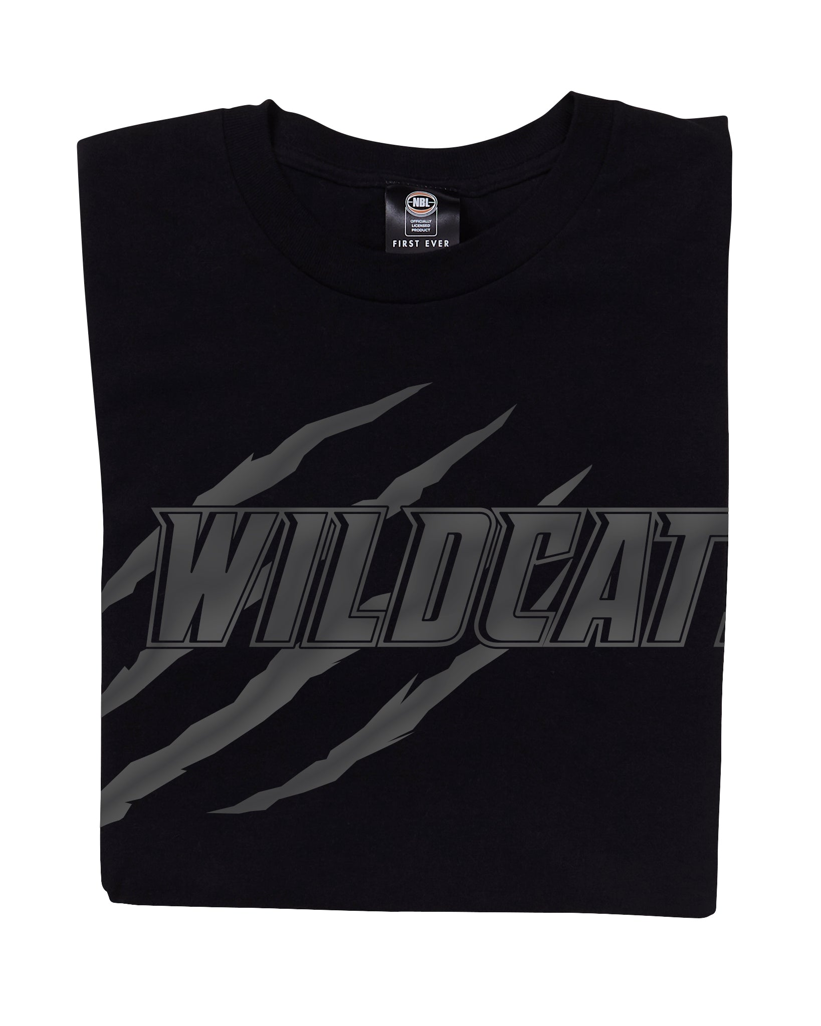 Perth Wildcats 19/20 Blackout Tee