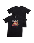Perth Wildcats 19/20 Looney Tunes Vintage Tee