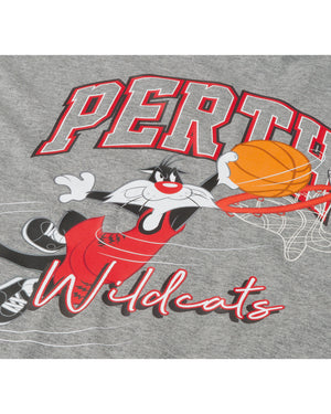 Perth Wildcats 19/20 Sylvester The Cat Tee