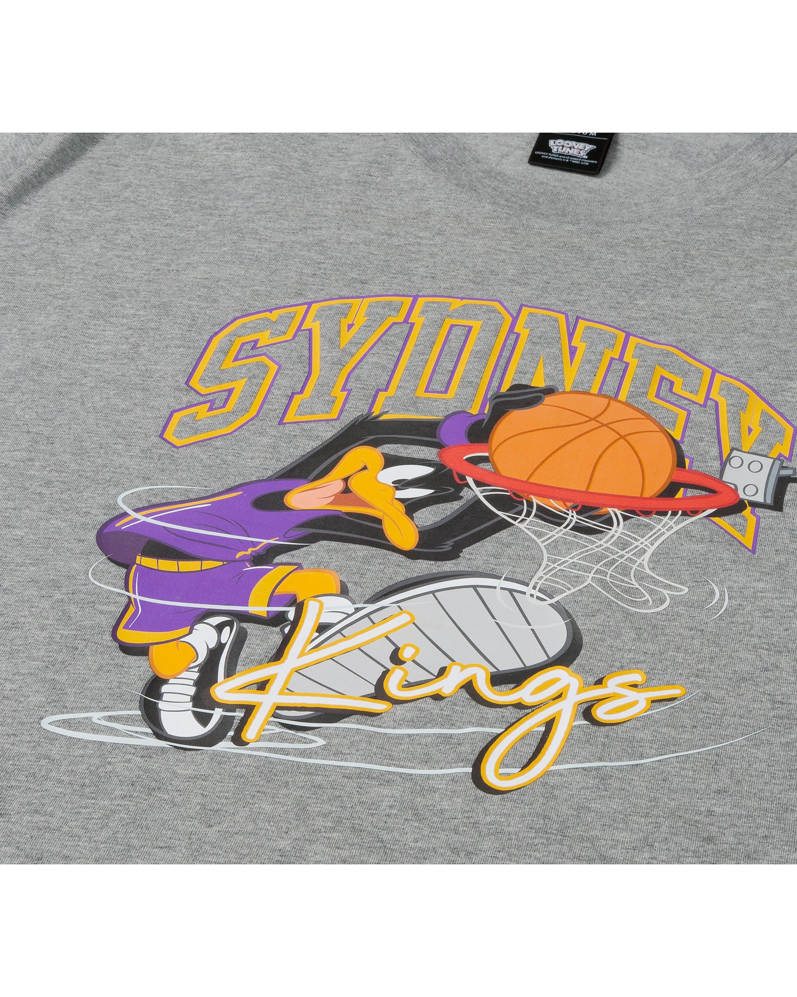 Sydney Kings 19/20 Daffy Duck Tee