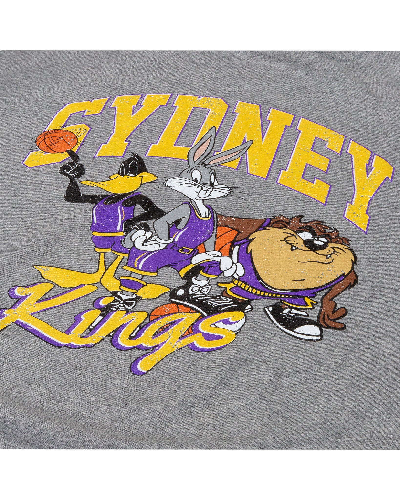 Sydney Kings 19/20 Looney Tunes Classic Tee