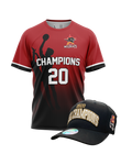 Perth Wildcats 19/20 Champions Bundle