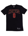 Illawarra Hawks 19/20 Name & Number Tee - Aaron Brooks