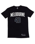 Melbourne United 19/20 Name & Number Tee - Chris Goulding