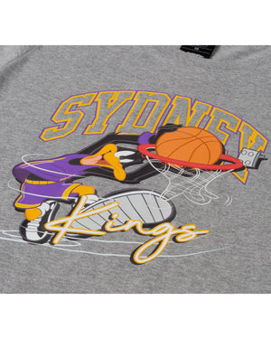 Sydney Kings 19/20 Daffy Duck Youth Tee