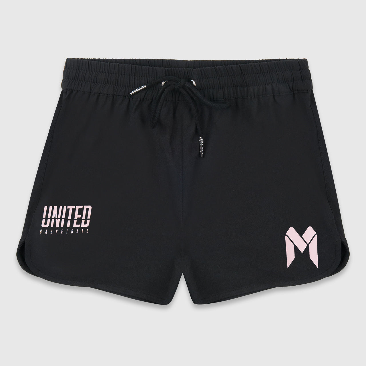 Melbourne United Girls Running Shorts