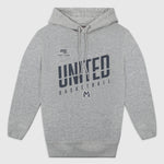 Melbourne United Cut Wordmark Youth Hoodie
