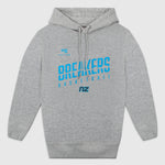 New Zealand Breakers Cut Wordmark Youth Hoodie