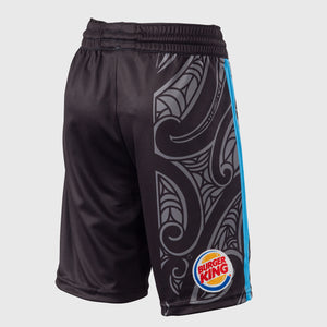 New Zealand Breakers 18/19 Youth Authentic Shorts
