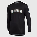 New Zealand Breakers 18/19 Long Sleeve Training T-Shirt