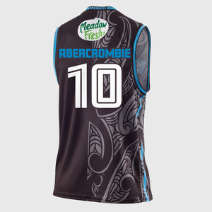 New Zealand Breakers 18/19 Authentic Jersey - Tom Abercrombie