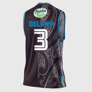 New Zealand Breakers 18/19 Authentic Jersey - Finn Delany