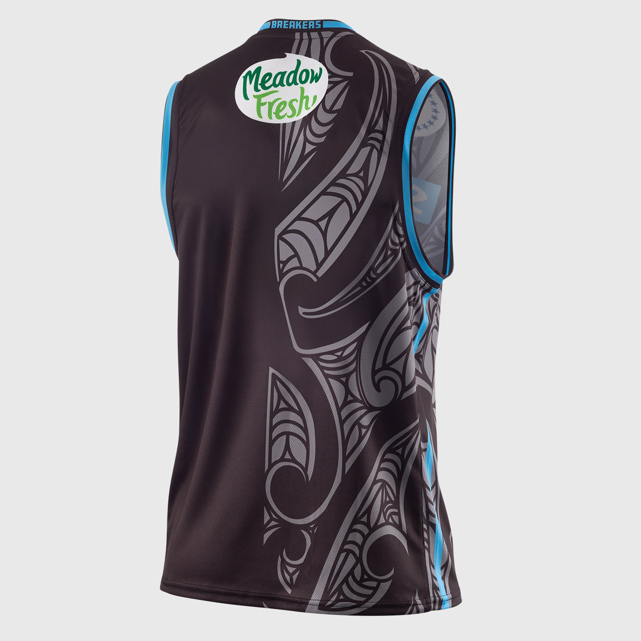 New Zealand Breakers 18/19 Authentic Jersey